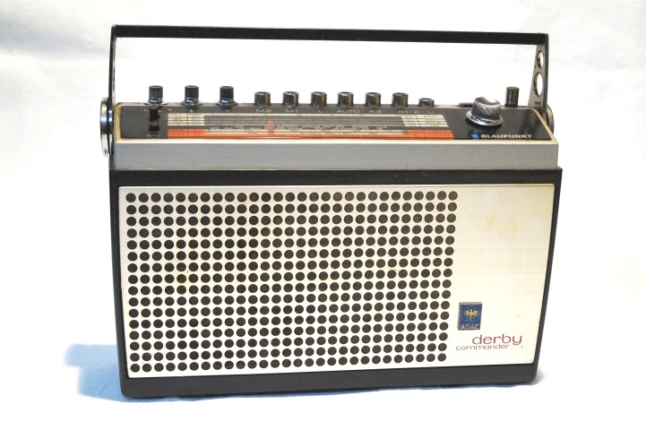 "Blaupunkt Kofferradio ""Derby - Commander"" Image"