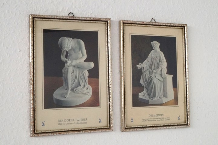 2 Fotografien von Meissen Image